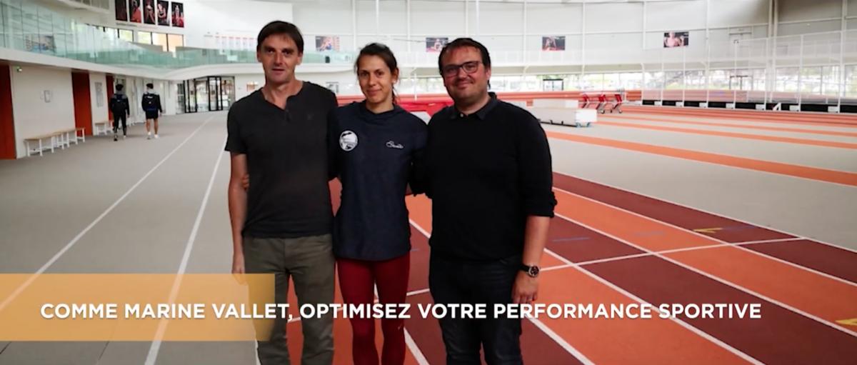 Marine Vallet : Améliorer le saut en hauteur avec Allyane Sport
